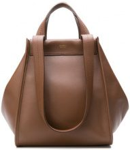 Max Mara - Anit tote bag - women - Calf Leather - One Size - Marrone