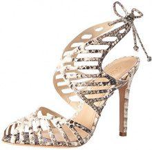 Schutz S0-13871075A, Sandali con Cinturino alla Caviglia Donna, Beige (Pearl Pearl), 38 EU
