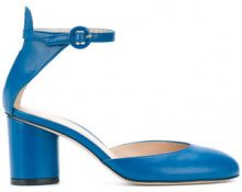Stuart Weitzman - Pumps 'Kara Tripoli' - women - Leather - 36, 36.5, 37, 37.5, 38.5, 39 - Blu
