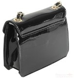 GUESS AMY SHINE CROSSBODY FLAP HWASHIP5421-BLACK