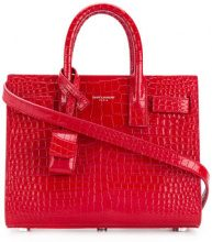 Saint Laurent - Sac de Jour mini - women - Calf Leather - One Size - RED