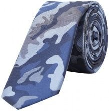 JACK & JONES Camo Tie Men Blue