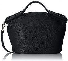 Ecco Sp 2 Medium Doctor's, Borsa con Maniglia Donna, Nero (Black), 14x23x34 Centimeters (B x H x T)