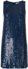 - P.A.R.O.S.H. - Miniabito di paillettes - women - viscose/PVC - XS - Blu