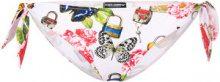 Dolce & Gabbana - Mutande 'Secret' - women - Polyamide/Spandex/Elastane - 4 - Rosa & viola