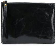 Isabel Marant - Netah clutch bag - women - Leather - OS - Nero