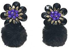 Desigual Orecchini a perno Donna Senza Metallo - 18WAGO492000U