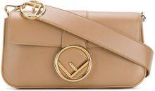 Fendi - Baguette shoulder bag - women - Calf Leather - OS - Marrone