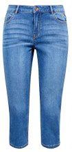 edc by Esprit 038cc1b009, Jeans Slim Donna, Blu (Blue Rinse 900), W25 (Taglia Produttore: 25)
