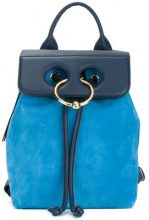 JW Anderson - Zaino 'Pierce' - women - Calf Suede - OS - BLUE