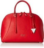 Guess - Lady Luxe Dome Satchel, Borsa a tracolla Donna