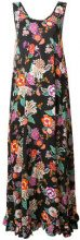 Mariuccia - Vestito con stampa a fiori - women - Viscose - S, L - MULTICOLOUR