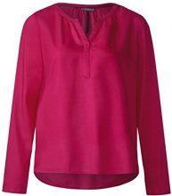 Street One QR Hedda, Camicia Donna, Rosa (Funky Pink 11019), 44 (Taglia Produttore: 38)
