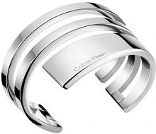 Calvin Klein Bangle Donna acciaio_inossidabile - KJ3UMF00010S