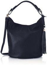 Bags4Less Zara - Borse a spalla Donna, Blau (Dunkelblau), 21x30x40 cm (B x H T)