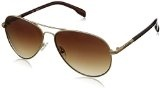 Guess - Occhiali da sole GU6780 Ovali, GU6780_H73 Gold & Brown