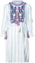Figue - Lou Lou striped dress - women - Cotone - XS, S, M, L, XL - Bianco