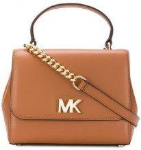 - Michael Michael Kors - small Mott satchel - women - Calf Leather - Taglia Unica - color marrone