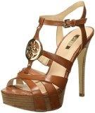 Guess Lea03, Sandali con lace alla caviglia, Donna