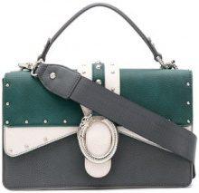 Liu Jo - Darsena colour block tote bag - women - Polyester - OS - Grigio