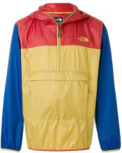 The North Face - Giacca con cappuccio con design color block - men - Polyester - L - MULTICOLOUR