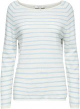 SELECTED Striped - Knitted Pullover Women Blue