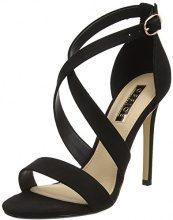 Office Harper, Scarpe con Cinturino alla Caviglia Donna, Nero (Black 00000), 38 EU
