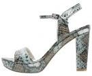 Sandali con i tacchi - denim