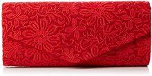 SwankySwans Sacchetto Donna, Rosso (Rosso (Red)), Taglia unica