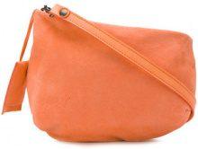 Marsèll - Borsa a tracolla 'Fantasmino 0106' - women - Suede - OS - Giallo & arancio