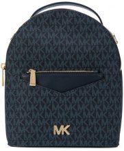 Michael Michael Kors - Jessa backpack - women - Leather - OS - BLUE