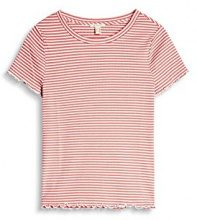 ESPRIT 077ee1k001, T-Shirt Donna, Multicolore (Petrol Blue 450), X-Small