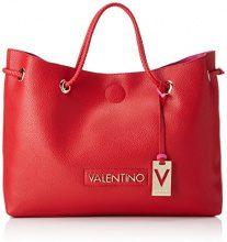 Mario Valentino VBS0ID02, Sacchetto Donna, Multicolore (Multicolore (Ross/Bouganville R28)), 12.5x30.5x40.0 cm (B x H x T)