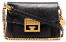 Givenchy - Borsa a tracolla 'GV3' - women - Goat Skin - One Size - Nero