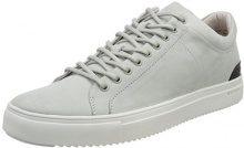 Blackstone PM56, Sneaker Uomo, Grigio (Grey Violet Grey Violet), 43 EU