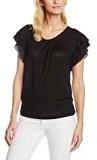 Stefanel T-Shirt Jersey Lino C/ Dett, Maglietta Donna