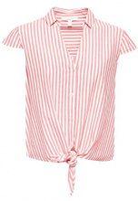 ESPRIT 068ee1f007, Camicia Donna, Multicolore (Navy 400), 40 (Taglia Produttore: 34)