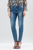 Oltre: jeans skinny cinque tasche con strass