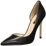 Guess Leather Pump Scarpe con tacco, Donna