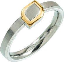 Boccia FASHIONRING - Anello, titanio, misura 54 (17.2)