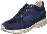Geox D Happy A, Scarpe Low-Top Donna