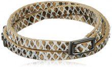 Pilgrim Jewelry - Braccialetto, ottone, Donna, 59.0 cm
