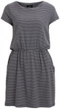 OBJECT COLLECTORS ITEM Striped Short Sleeved Dress Women Blue