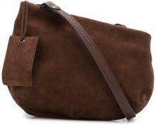 Marsèll - Gobetta shoulder bag - women - Leather - One Size - Marrone