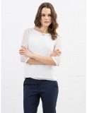 Motivi: T-shirt donna con maniche a 3/4