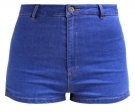 VICE - Shorts di jeans - brady blue