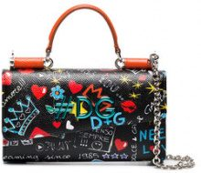 Dolce & Gabbana - Borsa - women - Calf Leather - One Size - Nero
