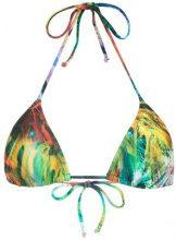 Lygia & Nanny - Lido bikini top - women - Polyamide/Spandex/Elastane - PP, P, M, G, GG - GREEN