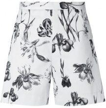 Andrea Marques - floral shorts - women - Cotone/Spandex/Elastane - 38 - unavailable