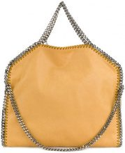 Stella McCartney - Borsa tote 'Falabella' - women - Artificial Leather/metal - OS - Giallo & arancio
